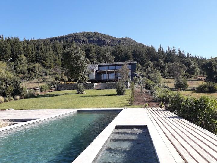 Maravillosa Casa a Orillas del Lago