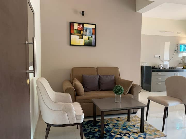 Canary By CasaFlip: 1BHK Apt in Anjuna/Vagator