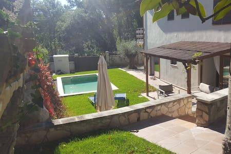 Acogedora casa reformada a los pies del Montseny