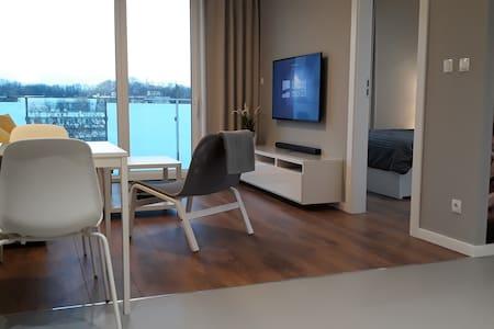 Apartamenty Bliżej Morza - Apartament szary 103