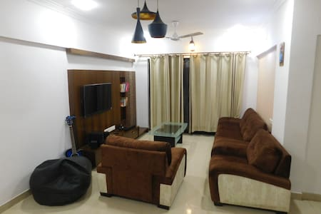 2BHK Cozy Homestay Pune Near Airport