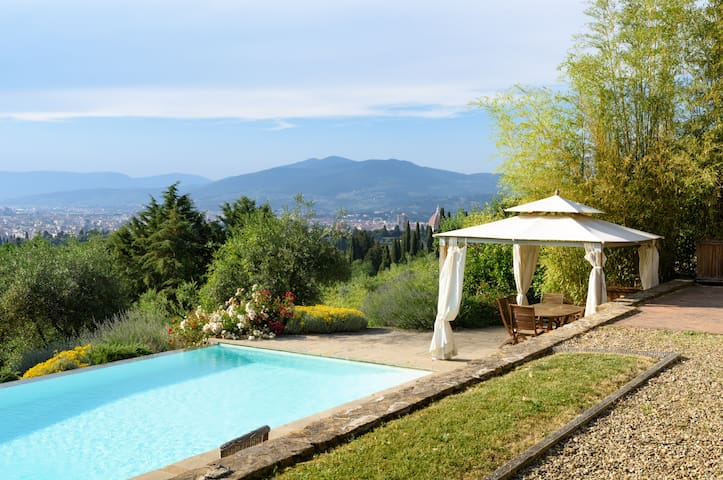 WelcHome in Italy: Villa Aria Florence