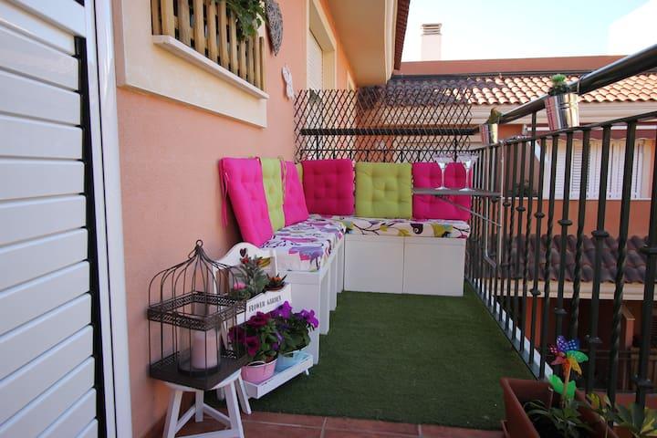 Casa La Nonna en Náquera Hills - Náquera - Apartamento