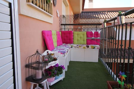 Casa La Nonna en Náquera Hills - Náquera