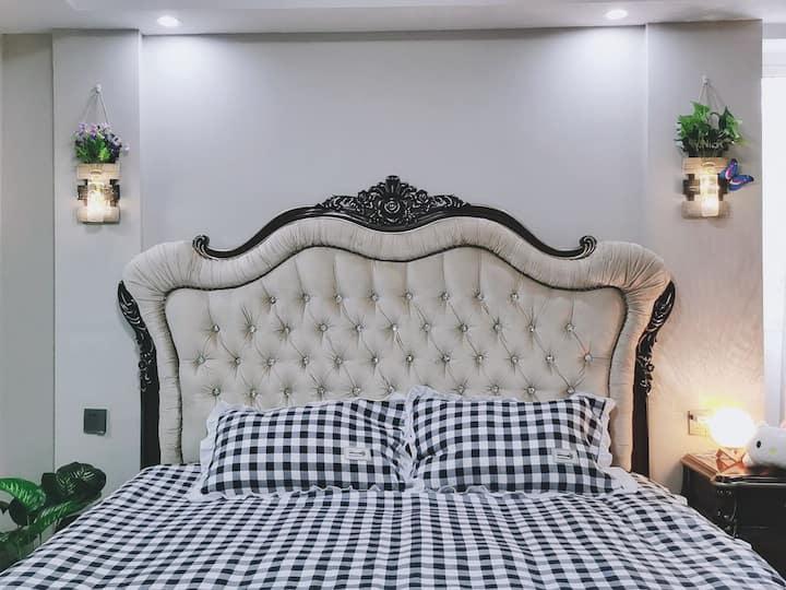 【壹号房-轻奢】三万的宝居乐大床,品牌床垫,你确定不来试试嘛?