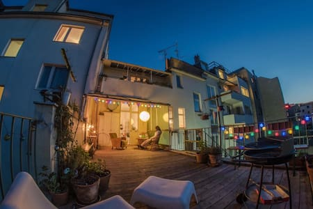 Living and Working Space in the Heart of Mülheim - 科隆(Köln)
