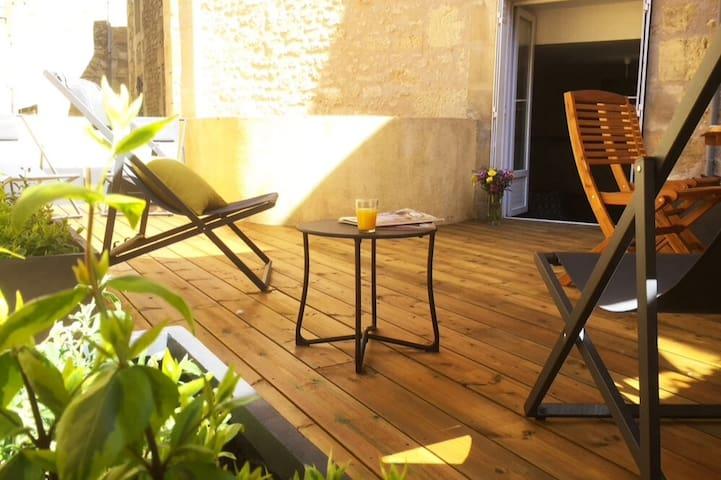 L'Appartement Secret au cœur de Sarlat - Sarlat-la-Canéda - Apartamento