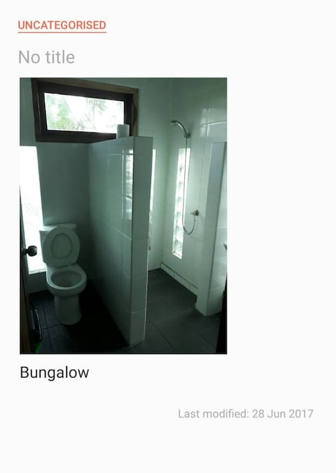 Bathroom, toilet and shower