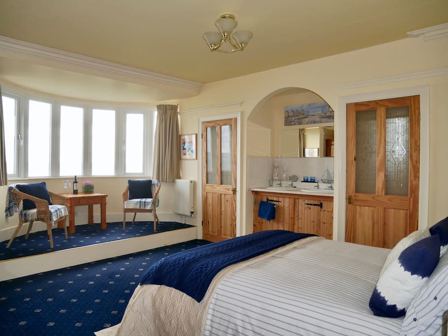 Your seaview suite awaits.....