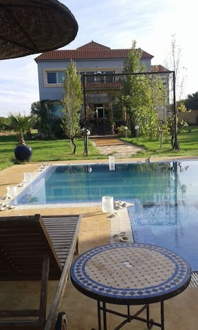 Villa with private pool! - Casablanca - Casa de campo