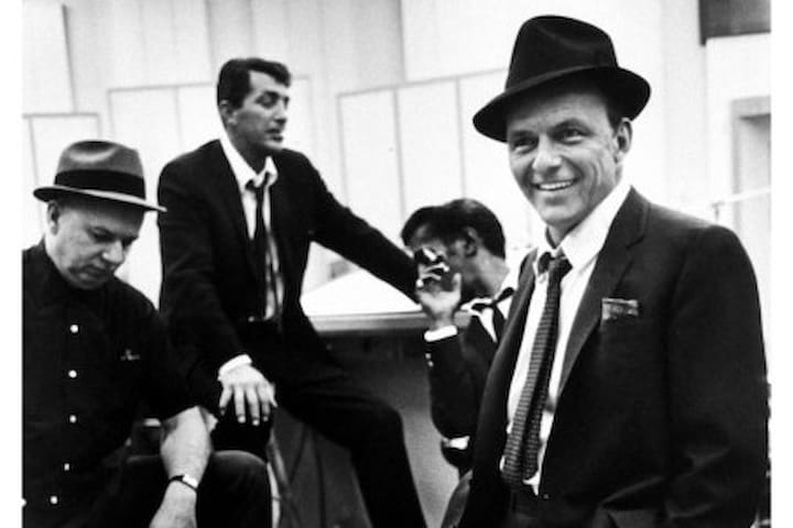 The FRANK SINATRA suite, Ol' Blue Eyes