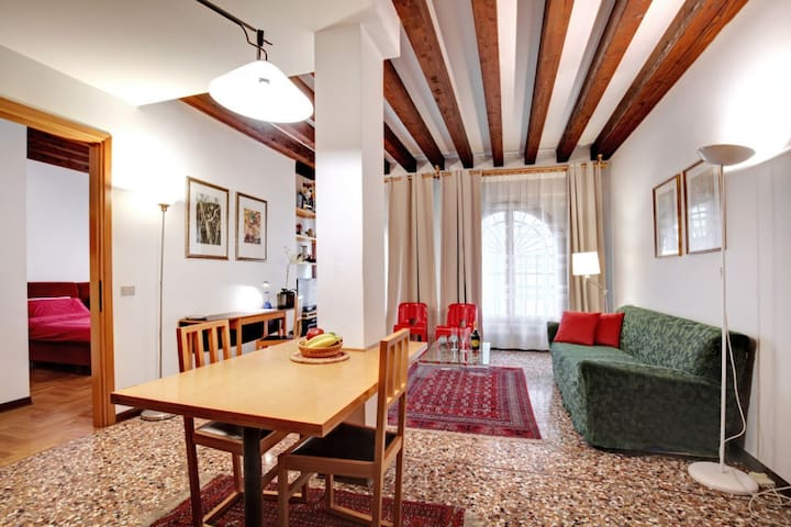 SAN MARCO APARTMENT IN VENICE