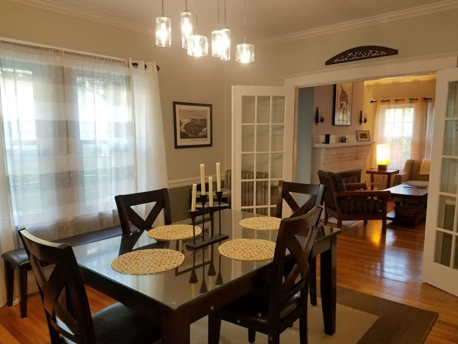 Open concept condo with recently upgraded features
