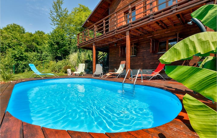 Holiday cottage with 2 bedrooms on 89m² in Trstenik Puscanski