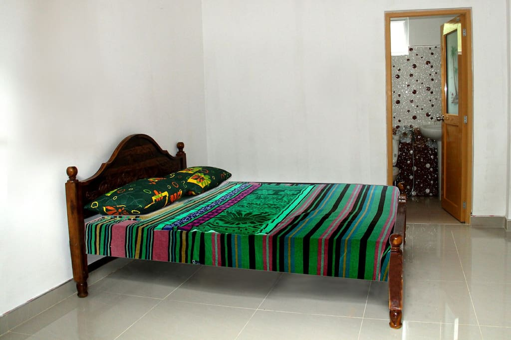 Also have this is one of room,possible for 2 persons to sleep,for well couple
