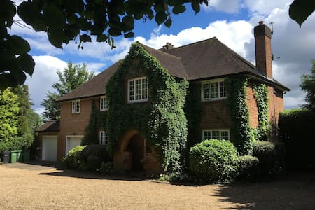 NEW - Spacious Double Room in Large Country Home