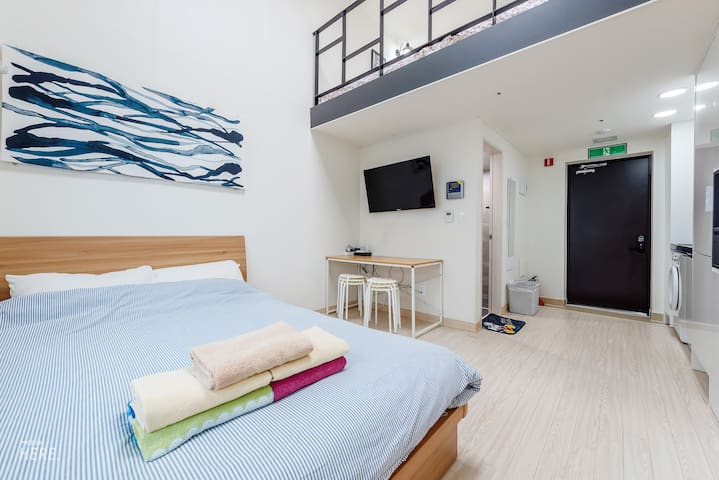 [New Open]Cozy place #2 in Hongdae, Loft style