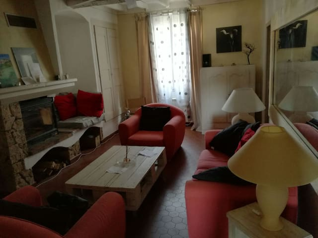 Appartement de 52m2 dans village