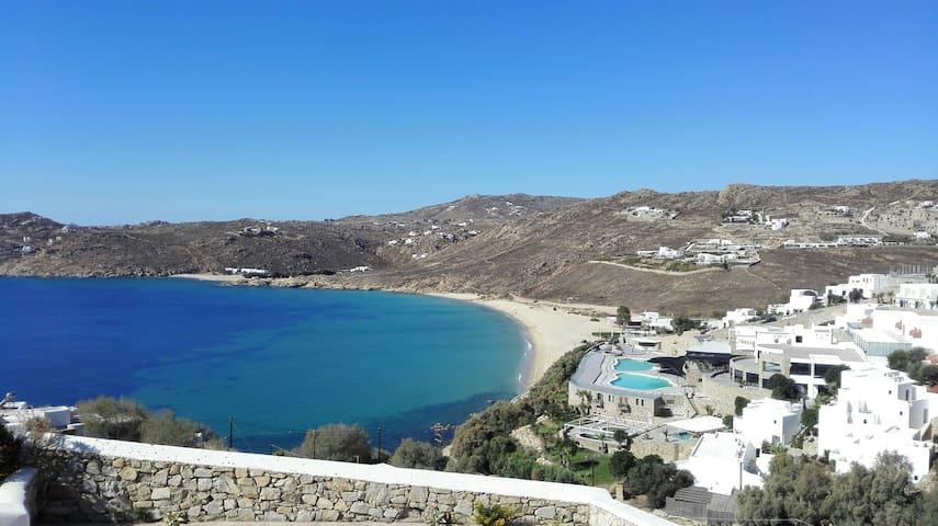 Vista Mare Mykonian studio - Cyclades - Huis