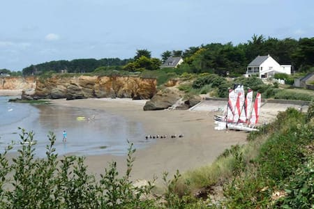 Maison de vacances à 150 mètres de la plage - Pénestin