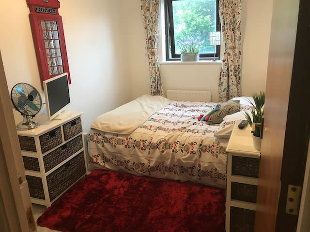 1 double bedroom in private close in Tooting