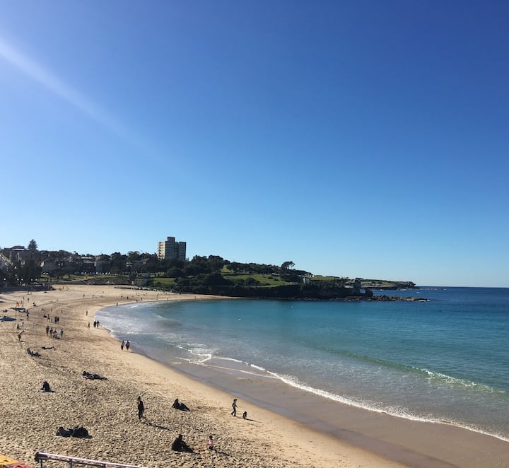 Private & Quiet 1 Bed Flat close to Coogee beach