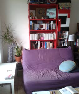 Sofa bed in a 1 room appt 26m near Occitanie - Montpellier