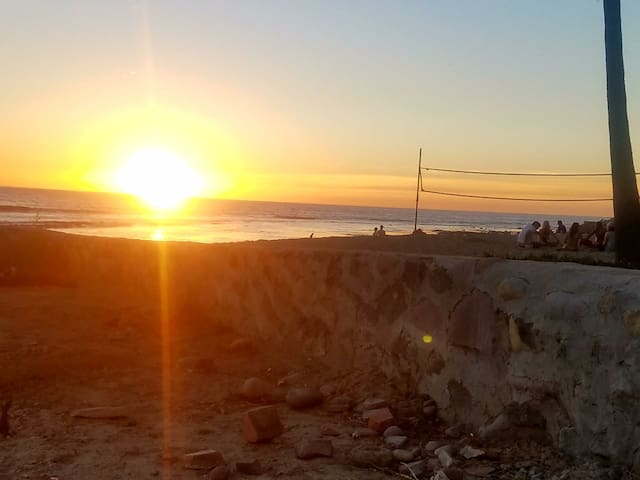 Las Gaviotas SURF SHACK,$89 night Private Entrance