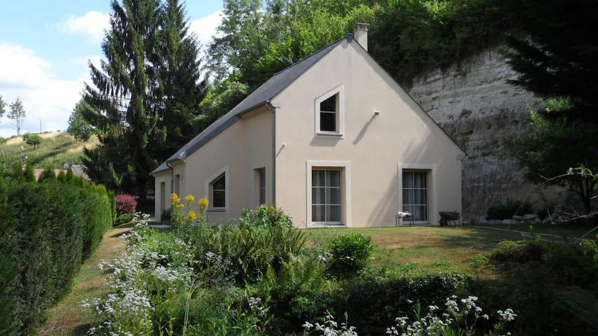 French countryside house - 1 h from Paris -2/4 pax - Breny