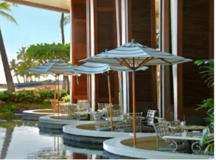 Hilton Studio Lagoon Tower Resort Close to Beach