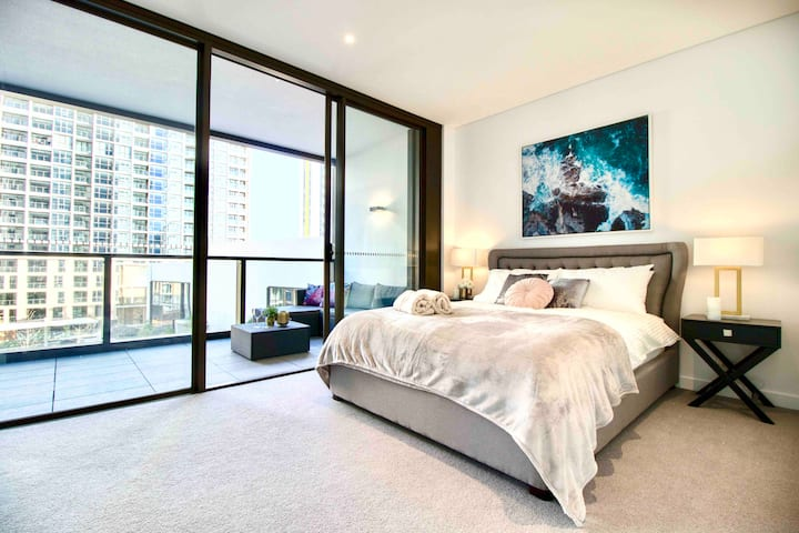 Luxury large 1 br apt in heart of Sydney CBD