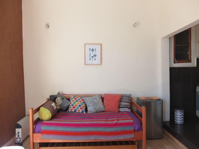 Lindo loft en Cerro Alegre para 2 personas!