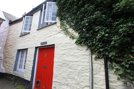 Charming Grade2-Listed 2Bed Cottage Central Fowey - House