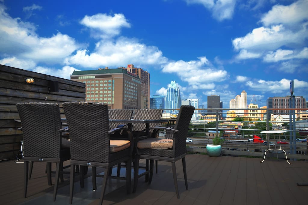 4th Floor | Private Rooftop