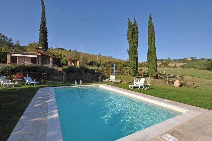 Holiday house in Chianti for rent - Città Metropolitana di Firenze - Villa