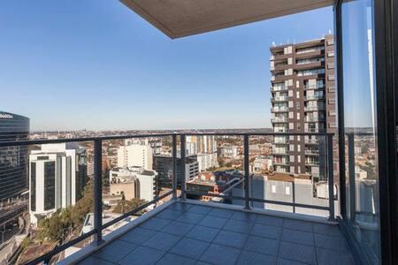 Cosy, convenient apartment (Close to station) - Parramatta - Departamento