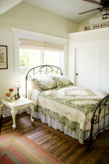 Queen Sized Feather Bed