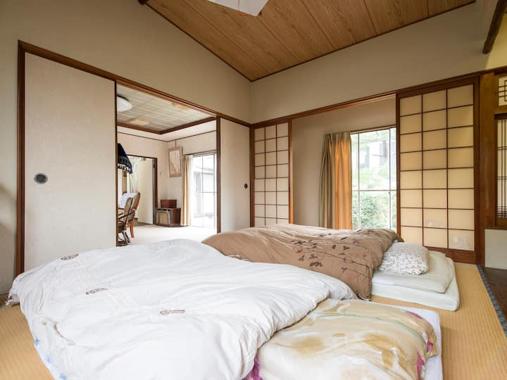 Relax with Japanese style big house