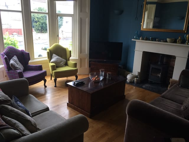 5 bedroom house  - ideal for UEFA final - Cardiff - House