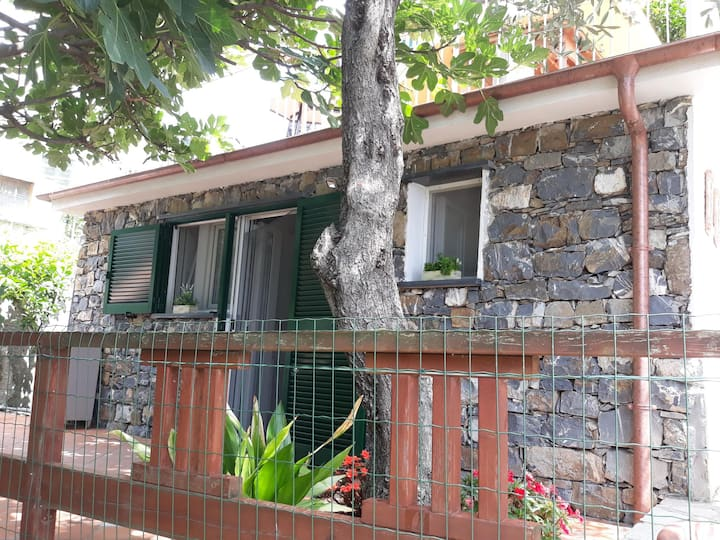 Stone House near Sestri Levante and 5 Terre