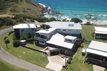 The Northern Beach House, Arrawarra Headland
