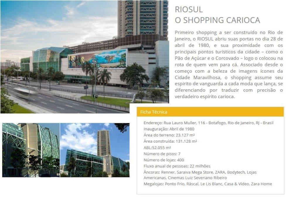 Ótima localização - 200m de um dos melhores Shopping da cidade - Rio Sul.