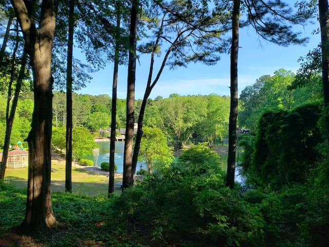 Lake View Buckhead Retreat