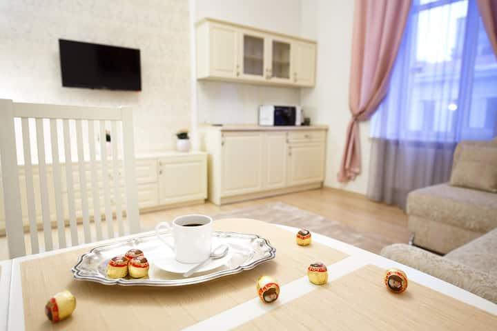Apartment on Sumskaya делюкс