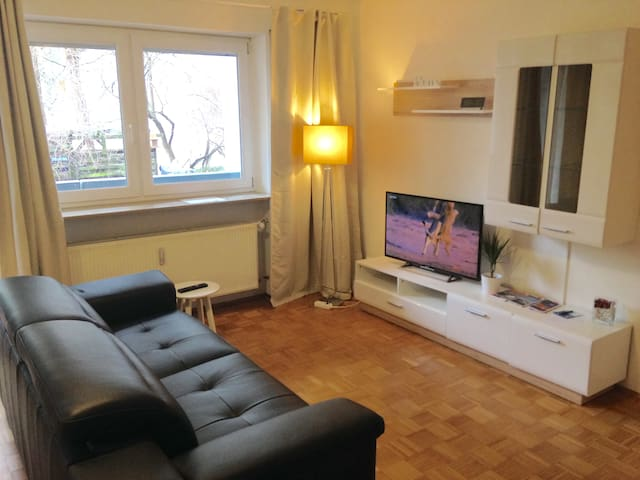 Stylish Apartment Nuremberg Center!