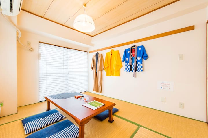 ★The room near Akihabara, Asakusa, and Ueno #167 - Taitō-ku - Apartament