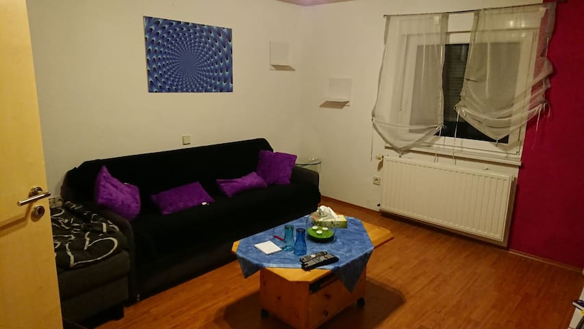 Möblierte 2 Zimmer Wohnung in Vöhringen