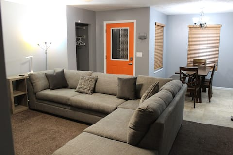 **OPEN**  House just minutes from Crystal Mountain