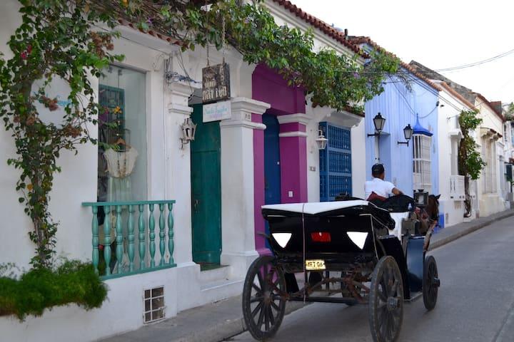 EXCELENT! PRIVATE HOUSE - Cartagena - Casa