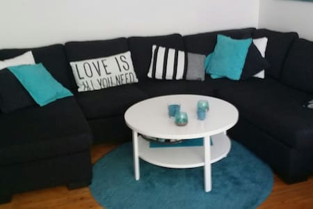 Lovely apartment in the heart of Solna, Stockholm - Solna - Appartamento
